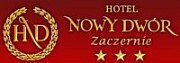 HOTEL NOWY DWÓR *** W ZACZERNIU - Rzeszów