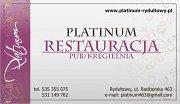 Restauracja PLATINUM - Rydułtowy