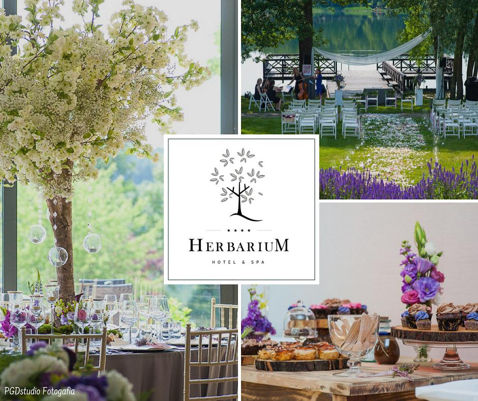 Herbarium Hotel Spa Gąsawa Lokale Weselepl