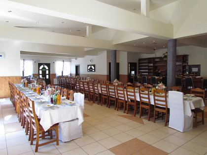 Dom Weselny - Restauracja  DALLAS