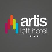 Znalezione obrazy dla zapytania logo artis hotel